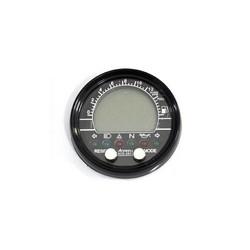 ACE-2853 Indicateur de vitesse numérique noir