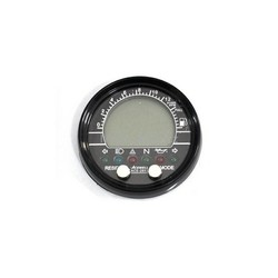 Digitaal Dash KM/H & RPM ACE-2853S Zwart