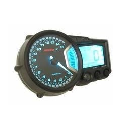 RX2 Cockpit numérique multifonctions KOSO