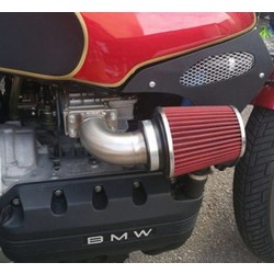 BMW K-Serie Air Intake Stainless