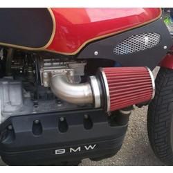 BMW K-Serie Luft Einlass Edelstahl