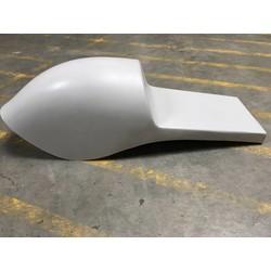 Selle en polyester Café Racer Type 15