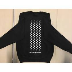 Sweater Cafe Racers United Black