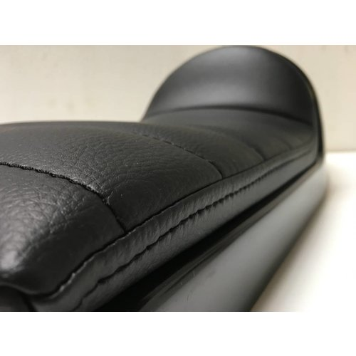"C.Racer Cafe Racer ""Imola"" Seat Tuck 'N Roll Black Type 6"