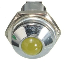 Yellow Indicator Light