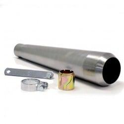 Megaton Raw steel 38mm - 44,5mm