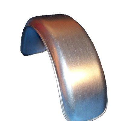 Garde-boue en acier galvanisé 150MM