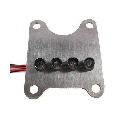 Kontrolleleuchten Plug & Daytona Bosco Type 5 Play