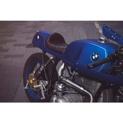 """BMW RV2 Motorabdeckhaube Aluminium - """"Speedhole"""""""