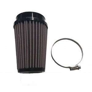 DNA 60MM Conische Filter Rubber Top RO-6000-130