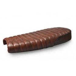 Selle vintage classique marron Brat Tuck 'N Roll 85