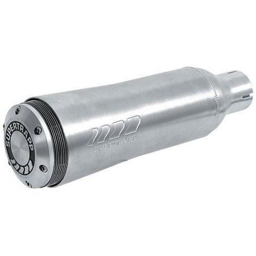 Supertrapp Aluminium Racing Series Schalldämpfer 63,5 mm