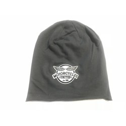 Motorcycles United Beanie Charcoal