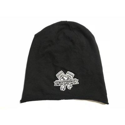 MCU Bonnet Choppershop noir