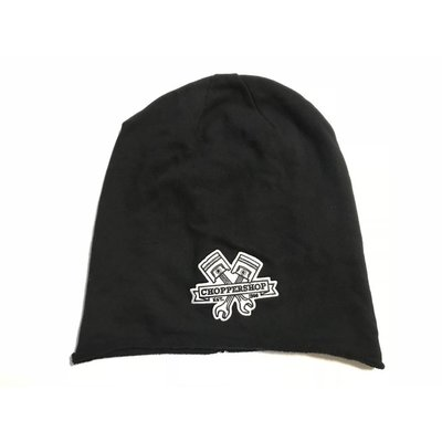 MCU Choppershop Beanie Black