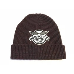 Motorcycles United Docker Hat - Purple