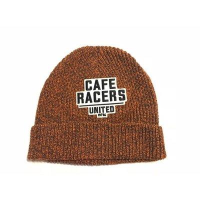 MCU Bonnet Docker Cafe Racers orange