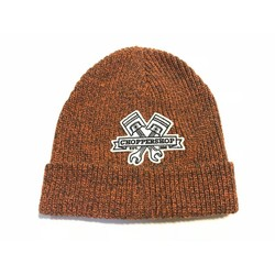 Choppershop Docker Hat Naranja