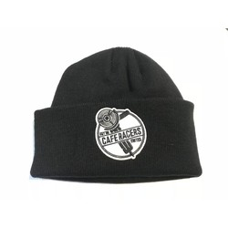 Grinder Docker Hat - Black