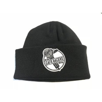 MCU Grinder Docker Hat - Black