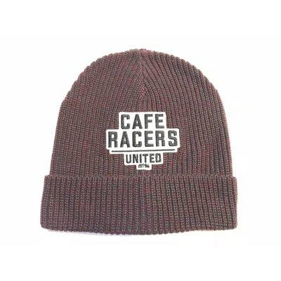 MCU Bonnet Docker Cafe Racers pourpre