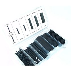 Heat Shrink Tubing Assortment (127pc)