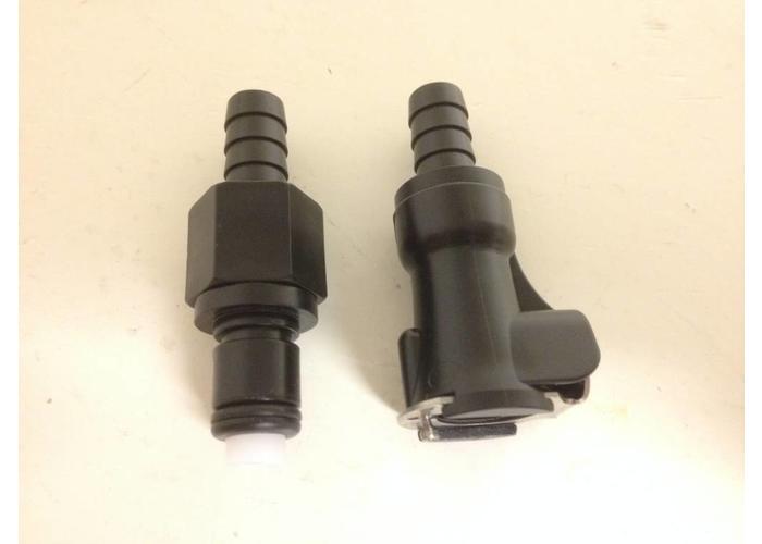 Benzinleitung Quick Lock Kupfer 8MM