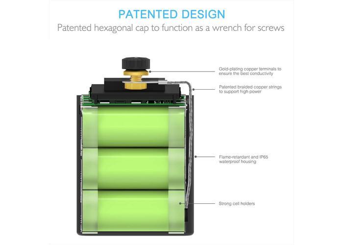 Raw Moto 390CCA SMART Bluetooth Lithium Batterie #3