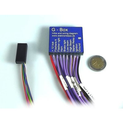 Axel Joost Elektronik Elektronicbox versie G2
