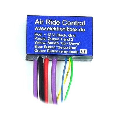 Axel Joost Elektronik Air Ride Control