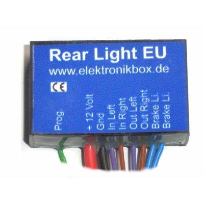 Axel Joost Elektronik Boîtier électronique pour feu arrière
