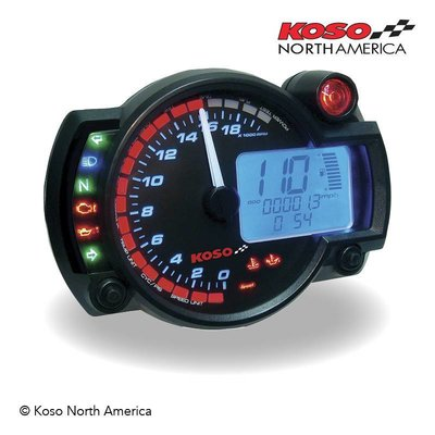 KOSO RX2N+ GP Style (max. 20 000 RPM)