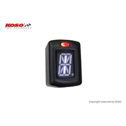 Mini Style Gear meter with Shift Light