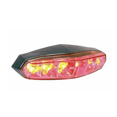 KOSO LED Rücklicht Mini (klare Linse)