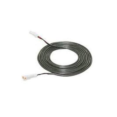 KOSO Temp-Sensorkabel 1M (weißer Stecker)