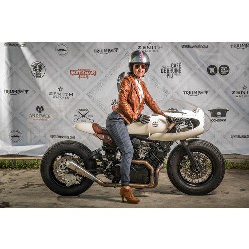 MAD Exhaust Yamaha XV Classic Uitlaat