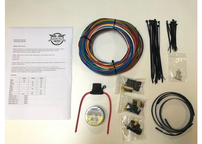 MCU Universal Premium Cable Set DIY
