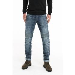 Pantalon de moto en tissu de protection Karl Desert EL