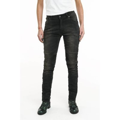 Pando Moto Pantalon pour femme Rosie Devil en Kevlar