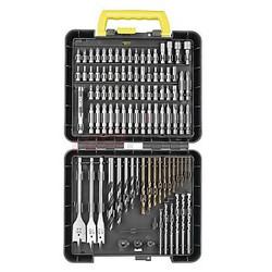 Set of drill bits & screw bits (95-piece) RAK95DDF
