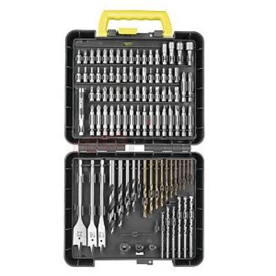 Ryobi Set of drill bits & screw bits (95-piece) RAK95DDF