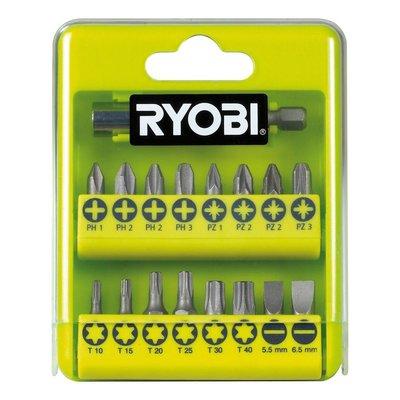 Ryobi Set Screw Bits (17 pieces) RAK17SD