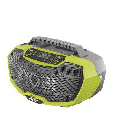 Ryobi One+ Radio Bluetooth avec 2 haut-parleurs R18RH-0 *Corps uniquement