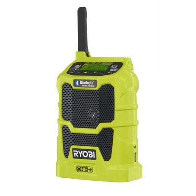 Ryobi ONE + Bluetooth Lautsprecher Radio R18R-0 *Body Only*
