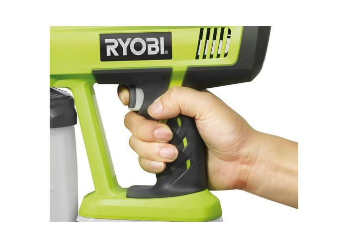 Ryobi ONE + Paint spray gun P620 *Body Only*