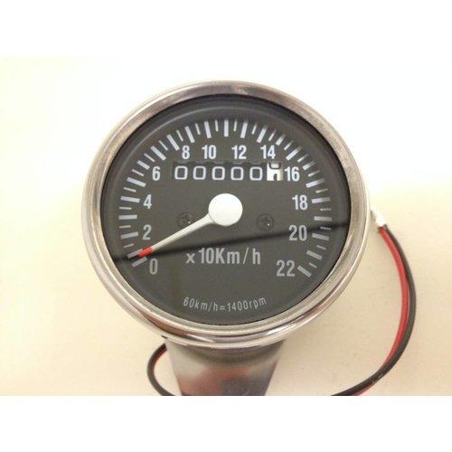 60MM 220km / h Kilometerzähler 1: 1