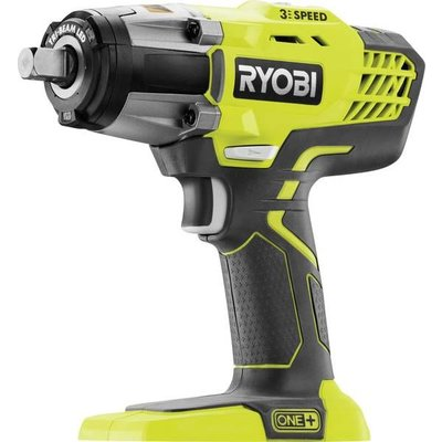 Ryobi ONE+ 3 speeds Impact driver / Impact wrench 1/2 '' R18iW3-0 *Body Only*