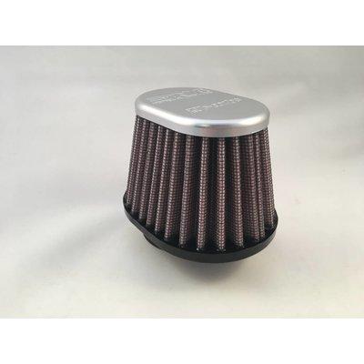 DNA 54MM Ovaal Filter Aluminium Top XVO-5400