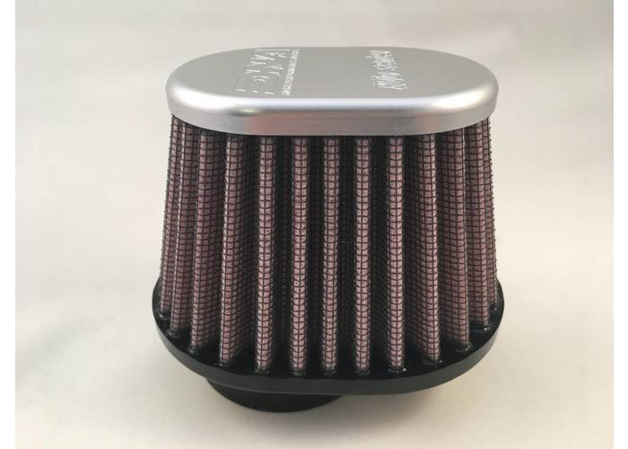 DNA Ovaal Filter Aluminium Top