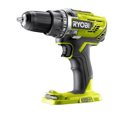 Ryobi 18V Combo Kit: R18DD3 + RID1801 + 2 x Batterie 2.0A ** R18DDID-220S